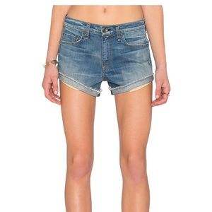 Rag and bone Siggie shorts
